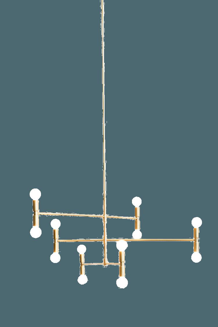 northern lightning ceiling light the socialite family. Black Bedroom Furniture Sets. Home Design Ideas