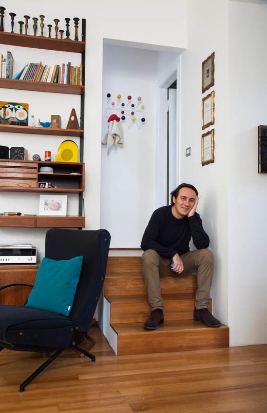Portrait Designer Italien Fuorisalone Milan Paolo Casati