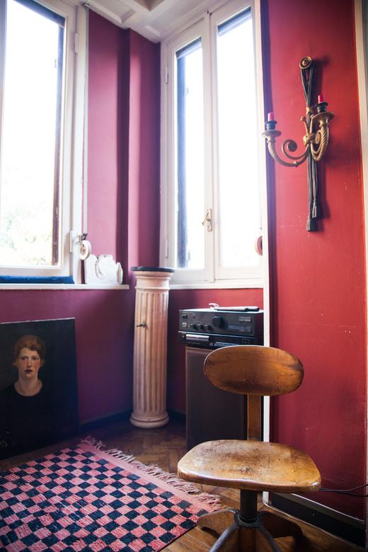 chaise vintage salle à manger stefano vitali