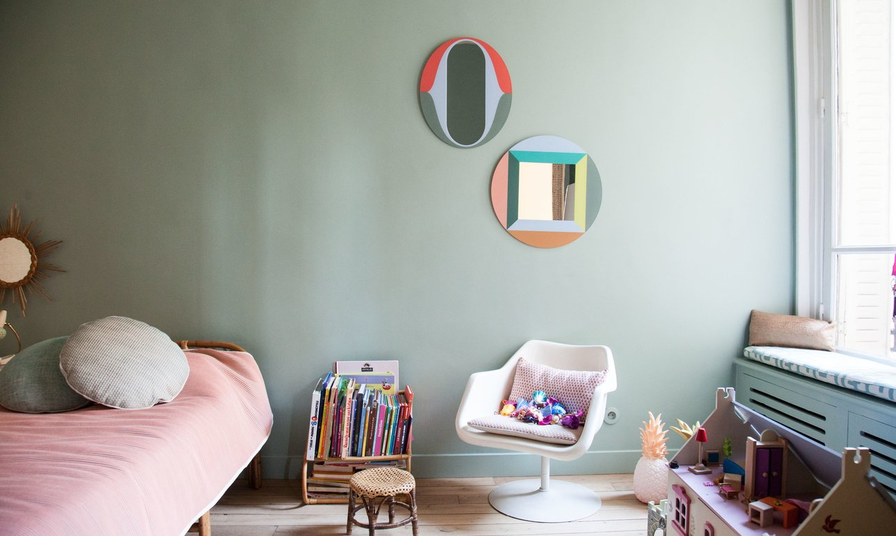 Oval Mirror to Lose your Head over