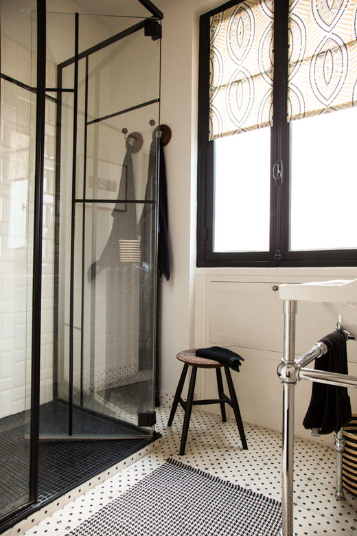salle de bain anne sophie pailleret douche