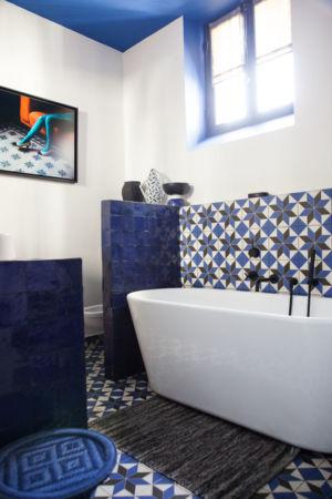 Salle de bain – Anne Sophie Pailleret