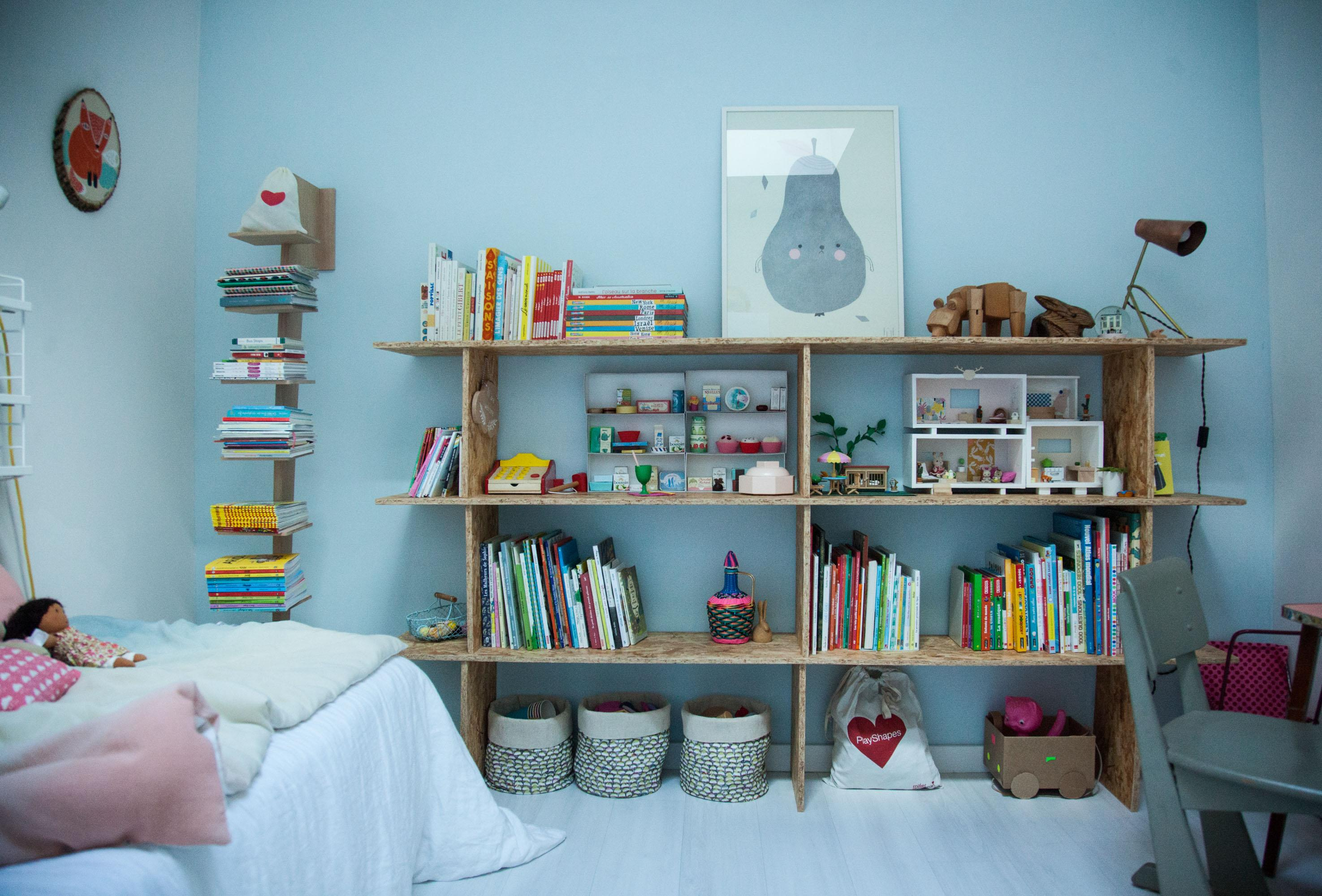 Child's Bedroom of Lou, 6 years old #5