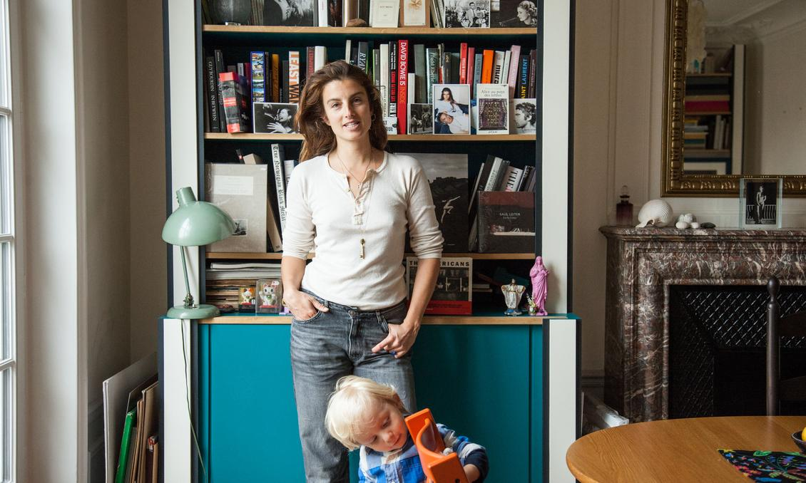 Sonia Sieff And Joseph 2 Years Old The Socialite Family