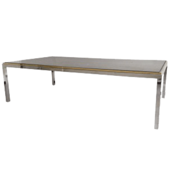 Flaminia Dining Table By Willy Rizzo Part 90