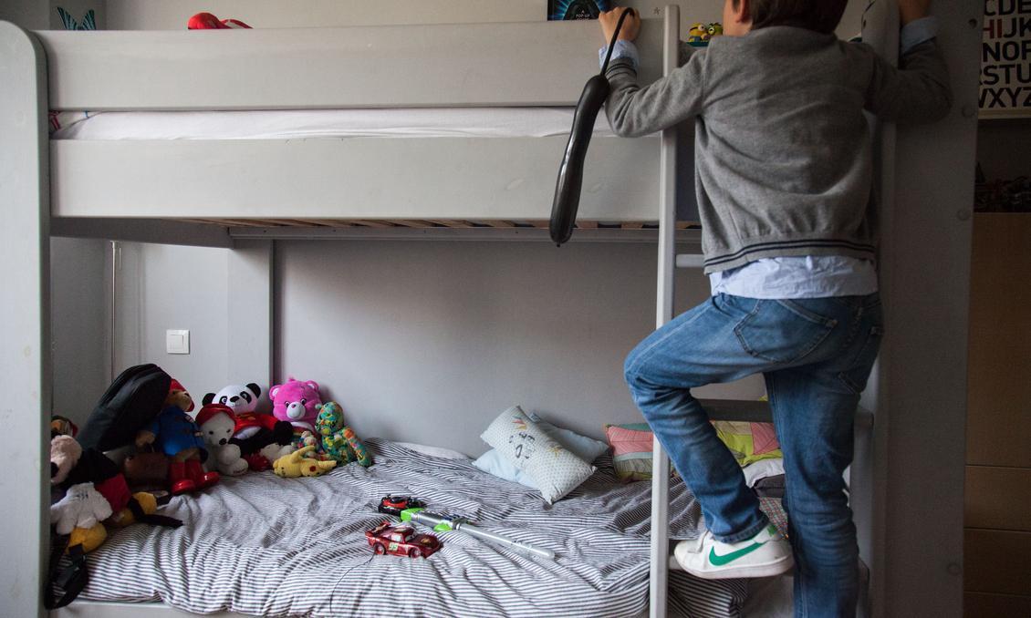 simple lit tage chez sophie trem with lit a etage but. Black Bedroom Furniture Sets. Home Design Ideas