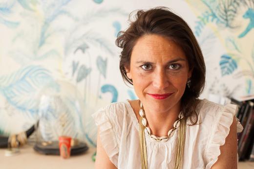 Magali Pont Portrait Créatrice Bijoux Aime