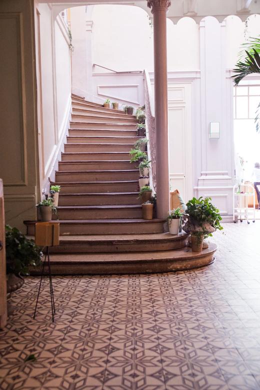 Escalier Maison de Vacances My Little Paris