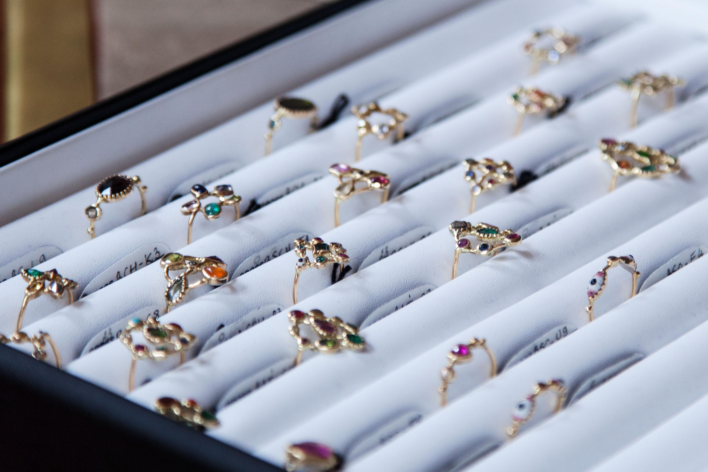 bagues bijoux dorette