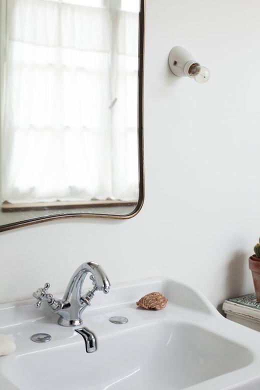 Miroir Salle de Bain Maison Reims Créateurs de La Maison Jaune Julien et Élodie Régnier