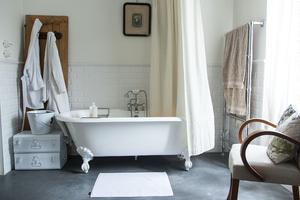 Salle de bain – Royal Roulotte