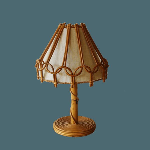 lampe en rotin the socialite family. Black Bedroom Furniture Sets. Home Design Ideas