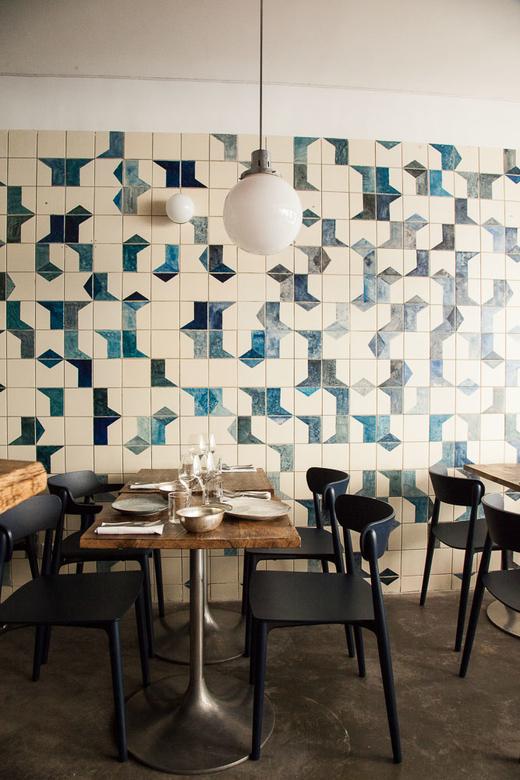 Fresque Murale Belle Maison Restaurant Paris