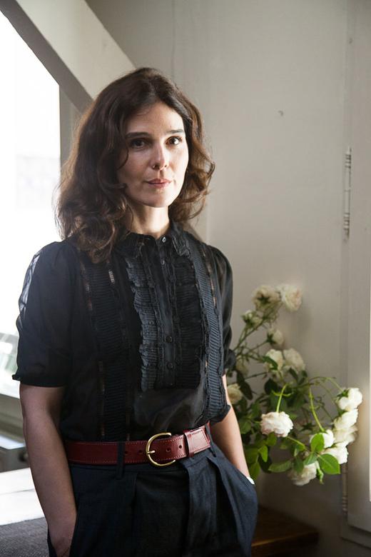 Portrait Claire Castillon Écrivaine