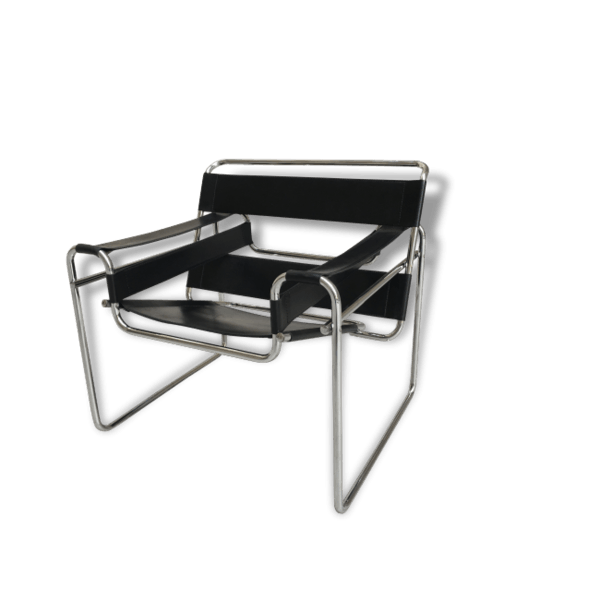 wassily chair by marcel breuer the socialite family. Black Bedroom Furniture Sets. Home Design Ideas