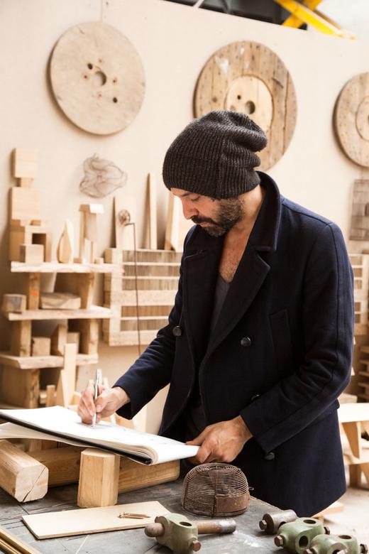 Atelier Jean Guillaume Mathiaut Portrait
