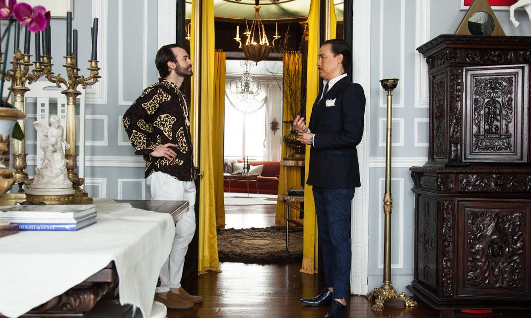 Michael Coorengel and Jean-Pierre Calvagrac - The Socialite