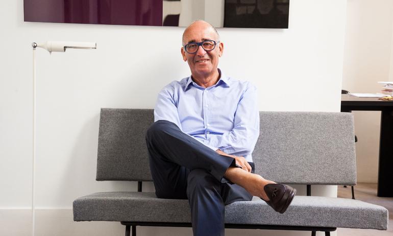 Didier Krzentowski, l'homme qui orchestre le marché du mobilier