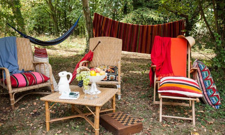 Jardin Maison Campagne Normandie Artiste Marin Montagut