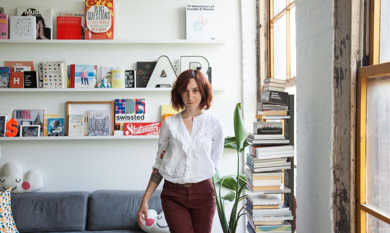 Pénélope Bagieu, the Daring Cartoonist