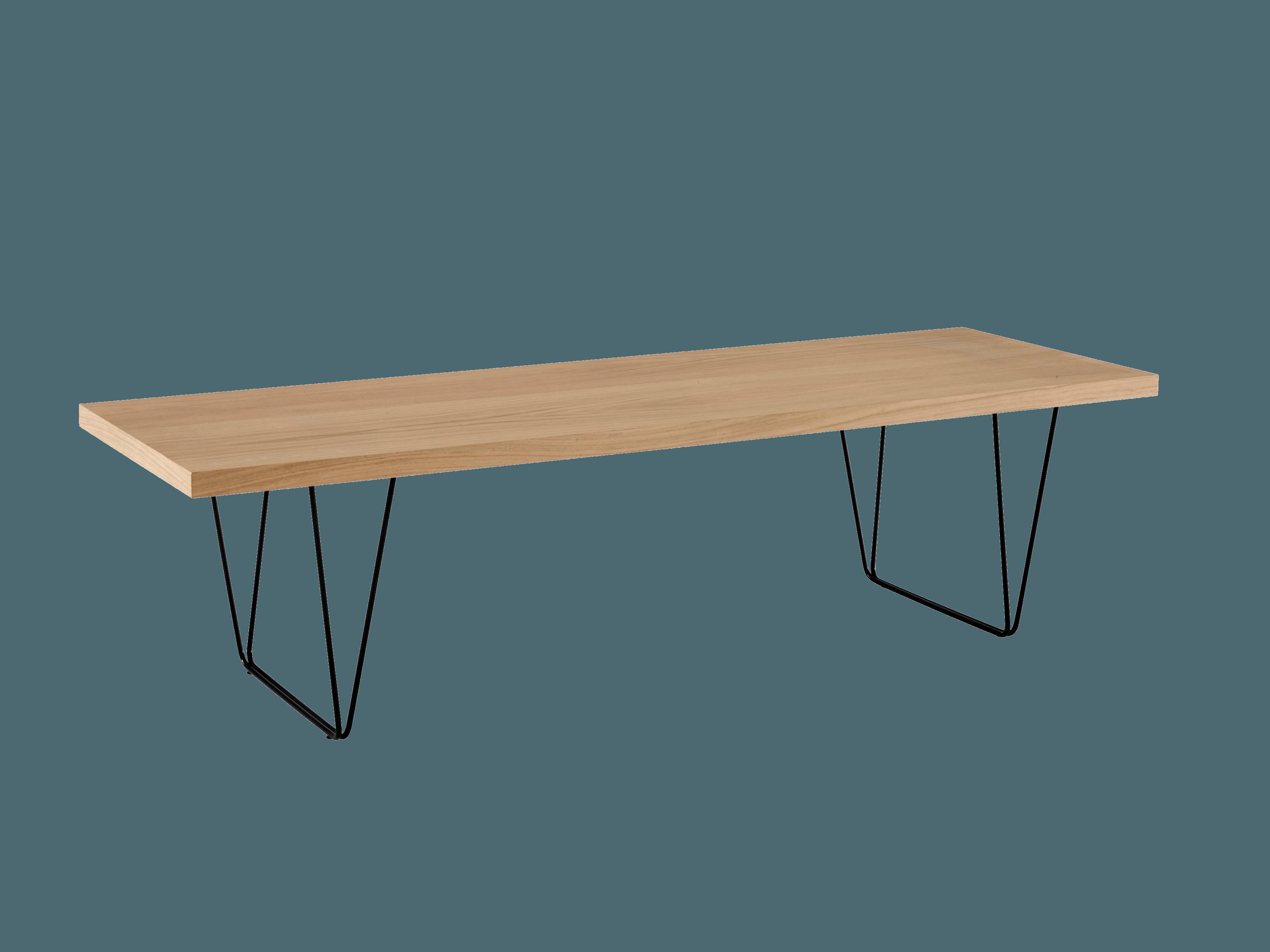 Table basse industrielle bois antiqua the socialite family - Table basse conran shop ...