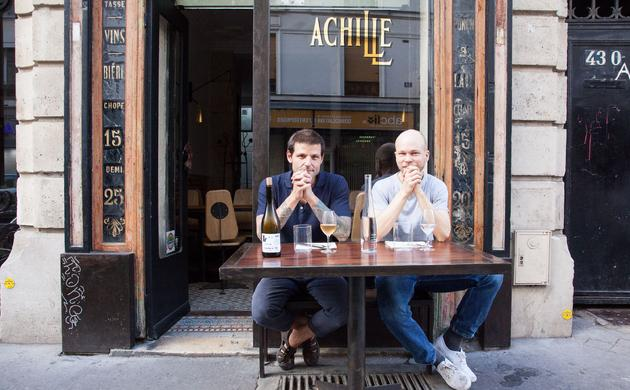 Achille, Pierre Jancou's Most Recent Creation