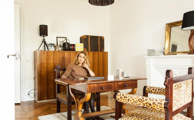 Portrait Bureau Alexandra Golovanoff