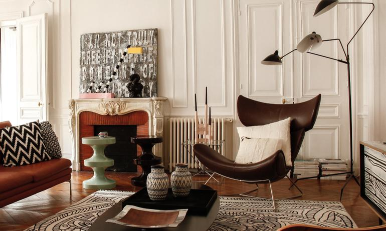 The Armchair, the Centrepiece of the Living Room
