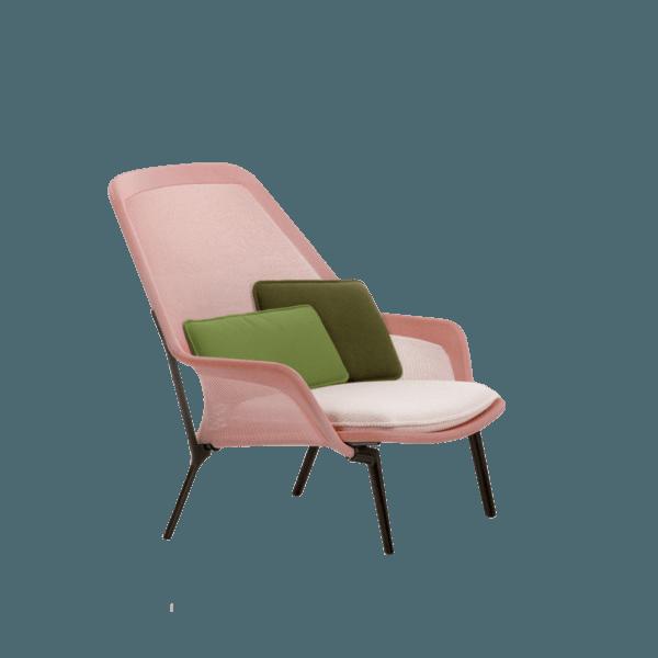 Slow armchair by ronan et erwan bouroullec the socialite family - Ronan et erwan bouroullec ...