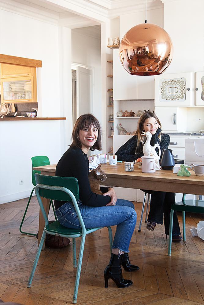 Portrait Fondatrices Atelier Confiture Parisienne Paris