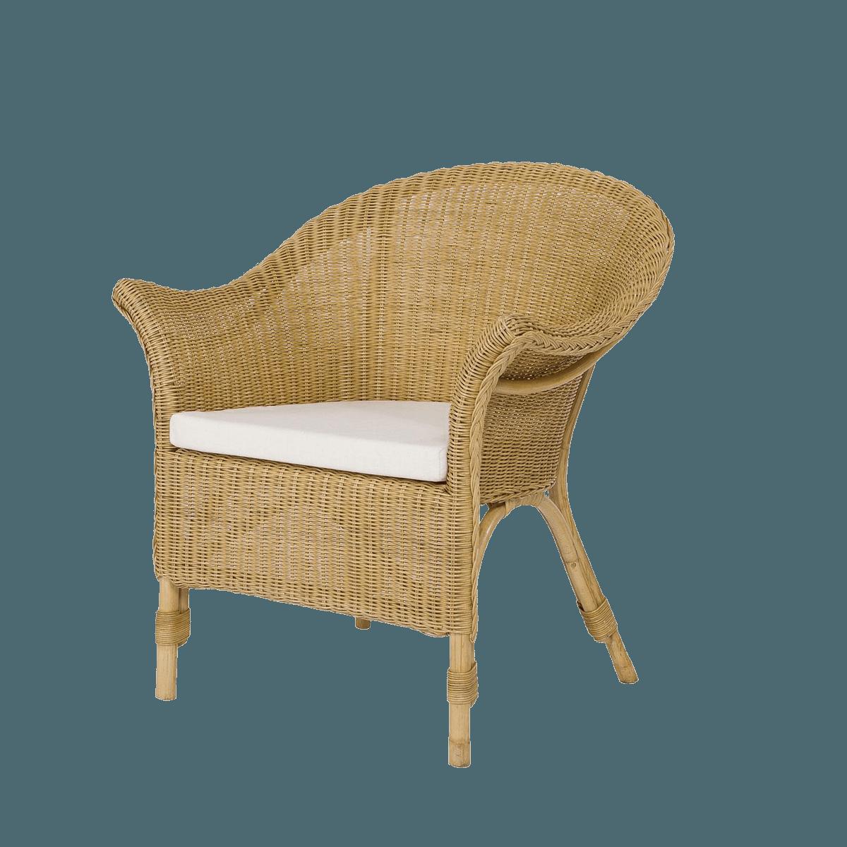 good rattan armchair cadaques with fauteuil osier maison du monde. Black Bedroom Furniture Sets. Home Design Ideas
