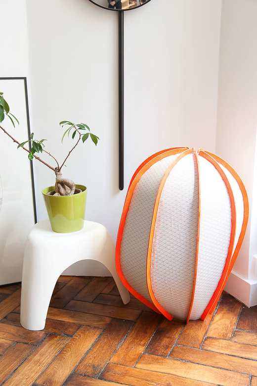 Salon Ionna Vautrin Lampe Plante Appartement Paris