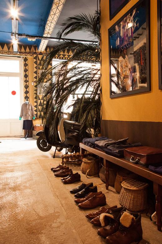 Boutique Marché Noir Chaussures Amah Ayivi
