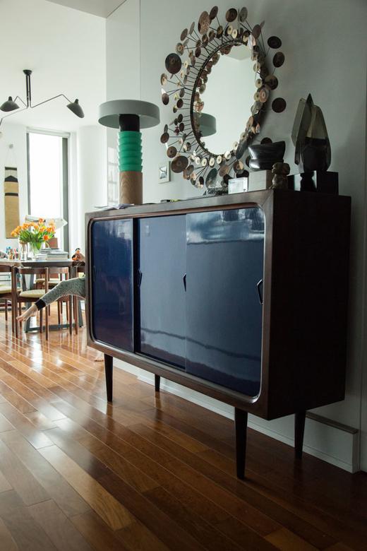 Commode Meuble Entrée Appartement Lora Appleton New York