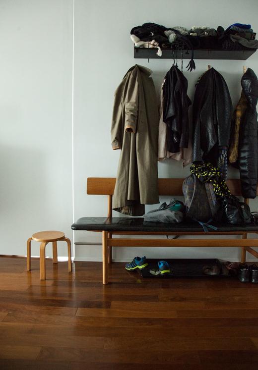 Porte Manteaux Entrée Appartement Lora Appleton New York