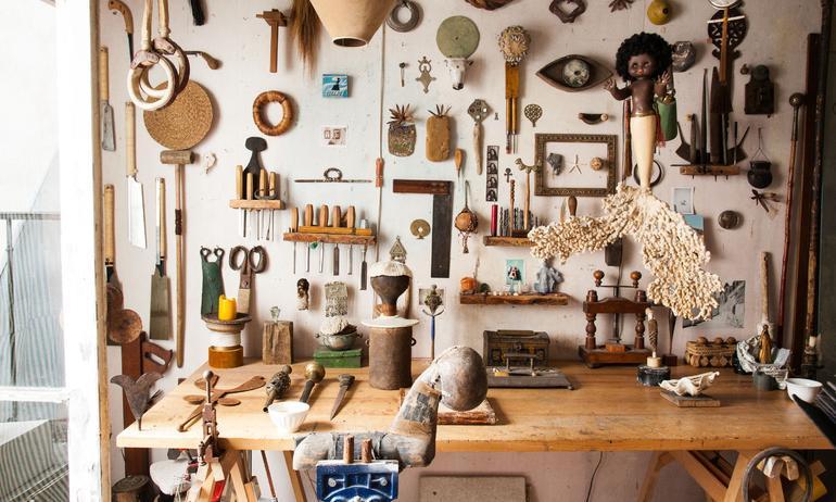 Atelier Artiste Nicolas Lefebvre Appartement Paris