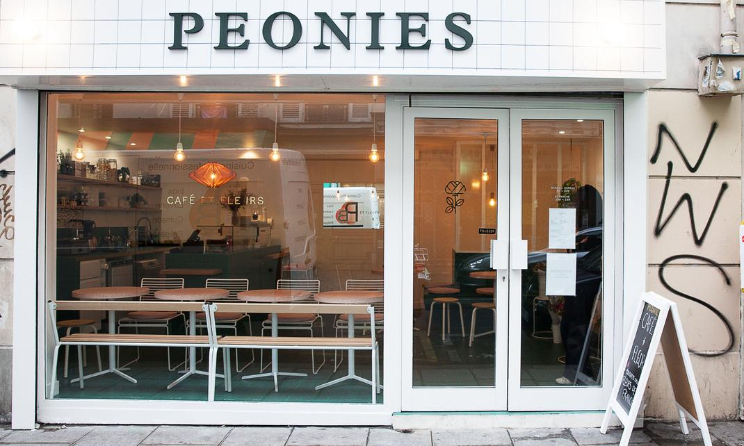 Cafe Paris Ou Travailler