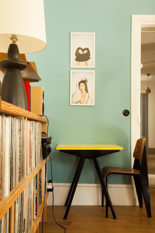 Chaise Standard Jean Prouvé Bureau Enfant Salon Pierre Le Ny Emilie Urbansky Paris