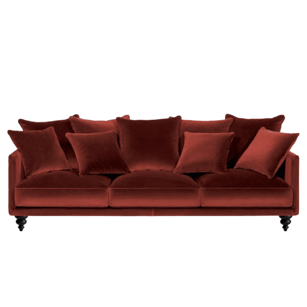 lazare sofa the socialite family. Black Bedroom Furniture Sets. Home Design Ideas