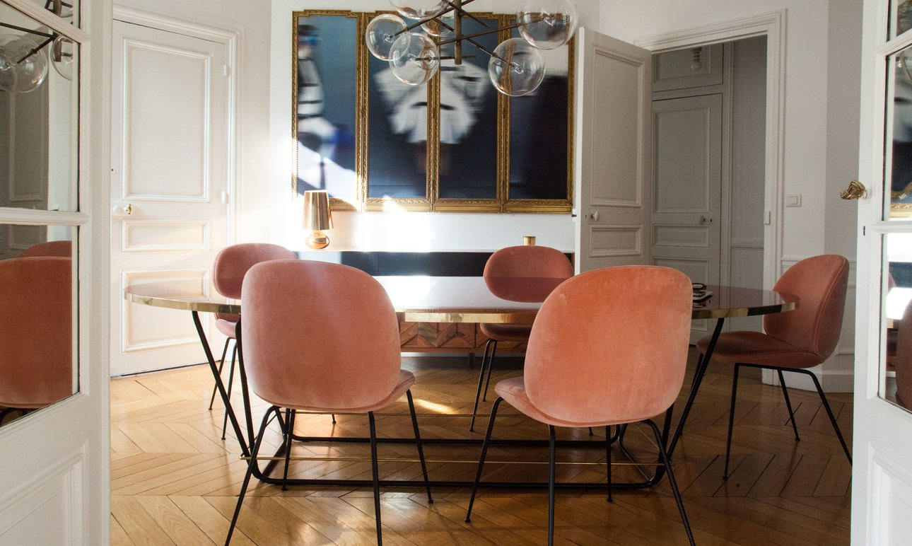 What Seating to Choose for <br>your Dining Room?