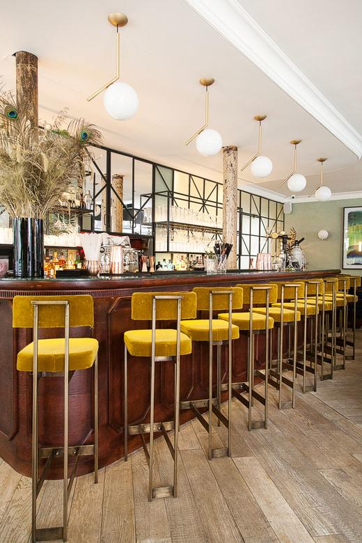 Bar Adresse Maison Lautrec Pigalle