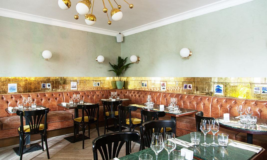 French Restaurant Maison Lautrec Paris