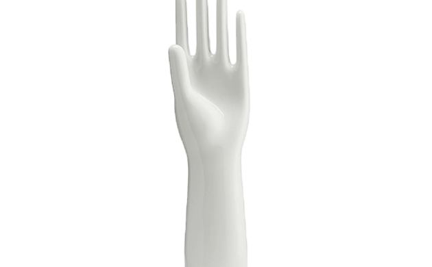 Main en céramique Gio Ponti