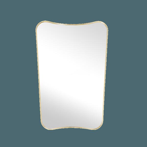 Acheter miroir mural petit miroir rectangulaire argent d for Acheter grand miroir