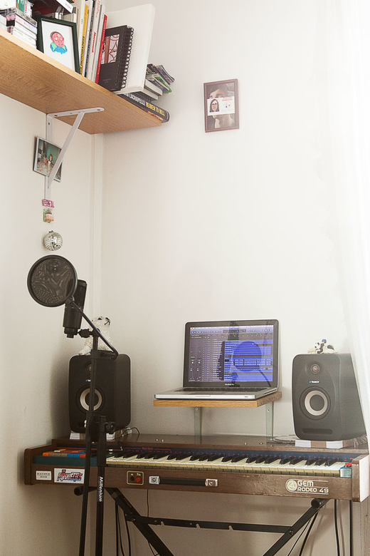Studio Enregistrement Appartement The Pirouettes