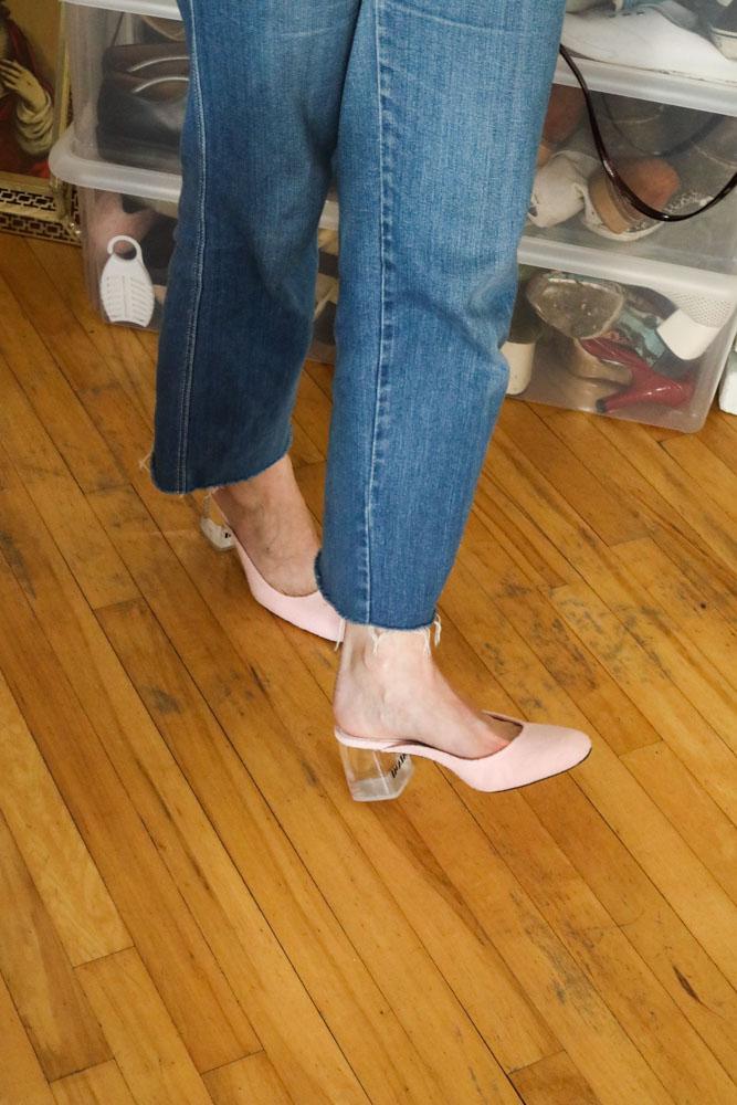 Chaussure Création Amélie Pichard