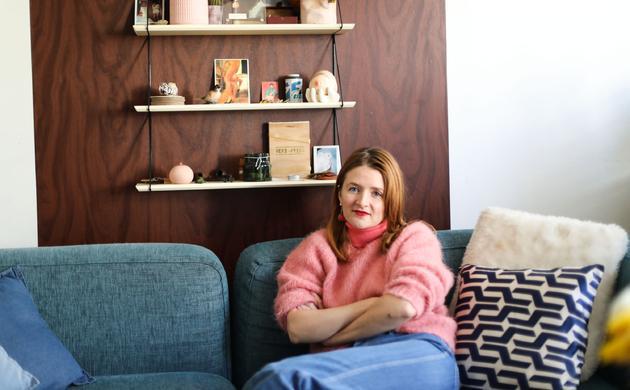 Amélie Pichard, loin d'être accessoire