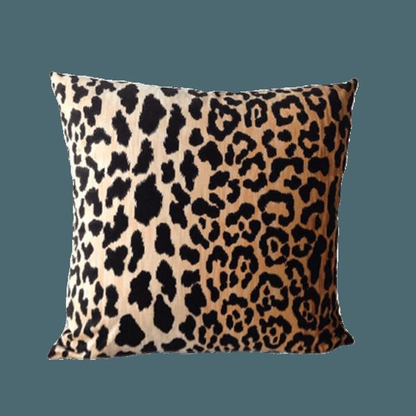 Housse de coussin léopard   The Socialite Family
