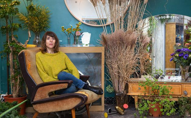 Marion Audier, a Multifaceted Florist