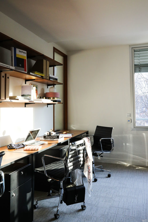 Bureau Collectif Coworking Paris The Bureau